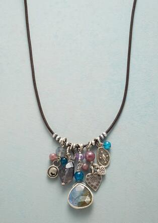 PERFECTLY CHARMED NECKLACE