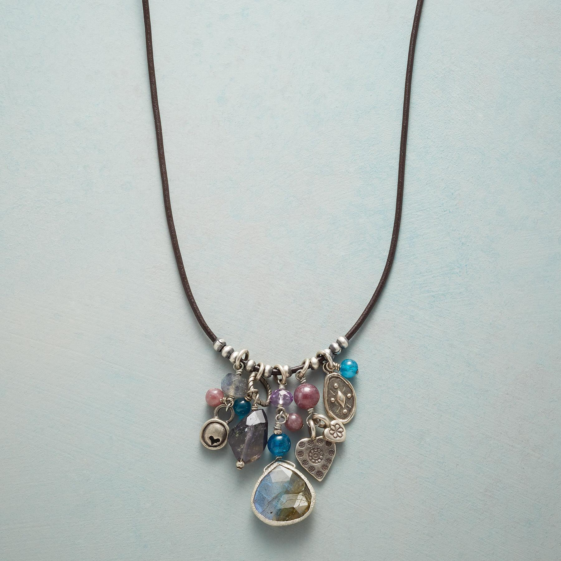 PERFECTLY CHARMED NECKLACE: View 1