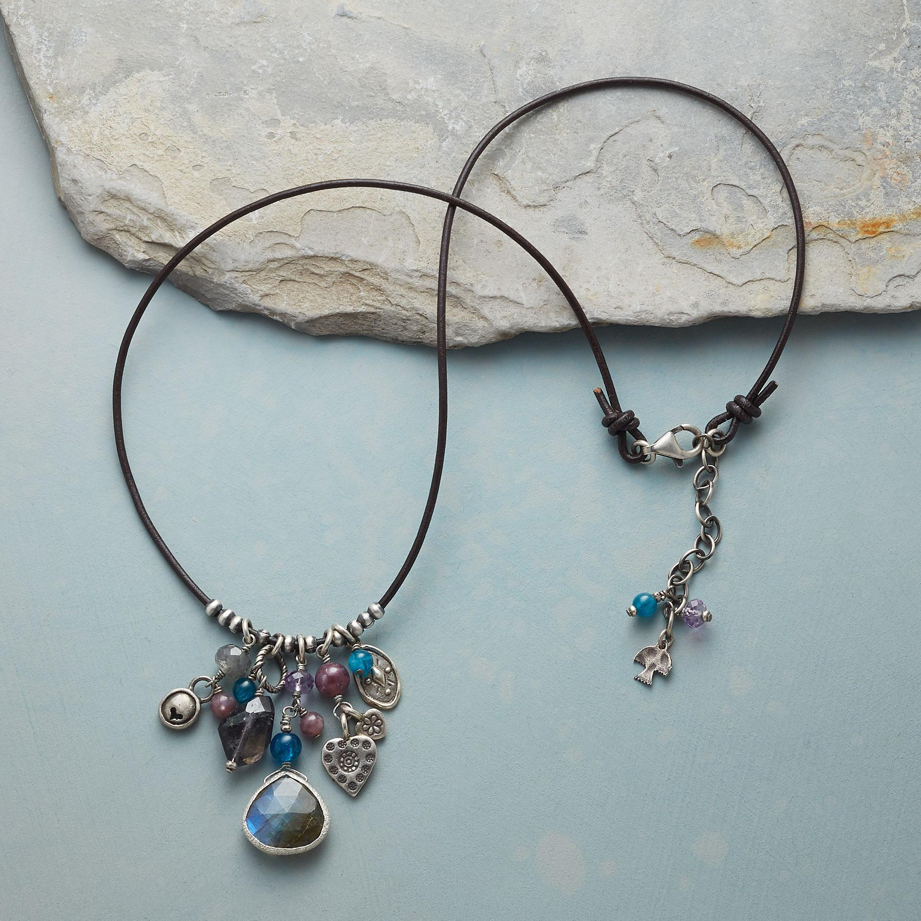 PERFECTLY CHARMED NECKLACE: View 2