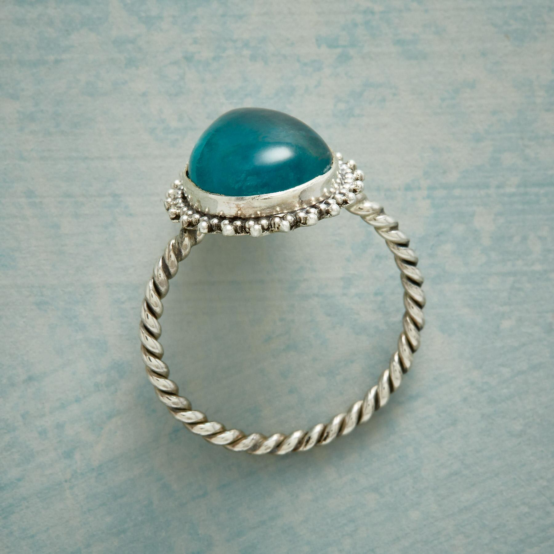 DROP IN THE SEA RING: View 2