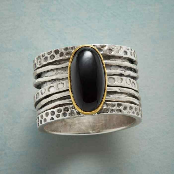 WATER UNDER THE ONYX RING