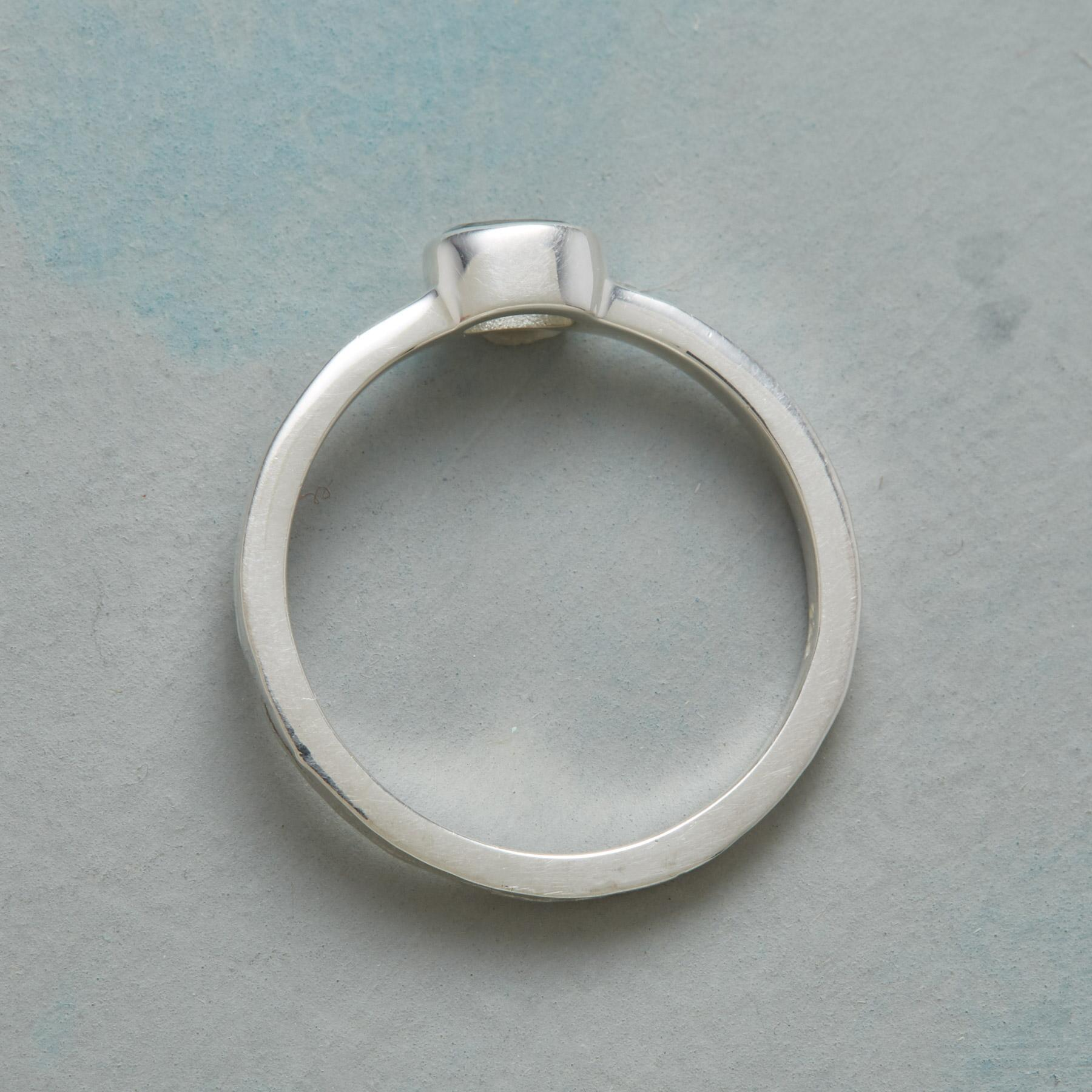 TOUCH OF BLUE RING: View 2