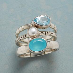 ECHOES RING TRIO