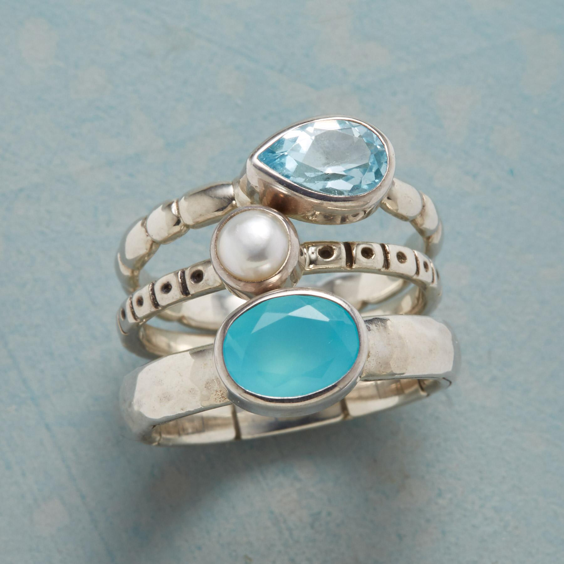 ECHOES RING TRIO: View 1