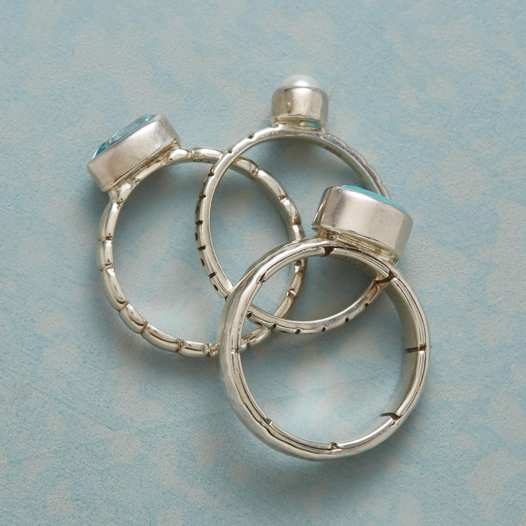 ECHOES RING TRIO: View 2