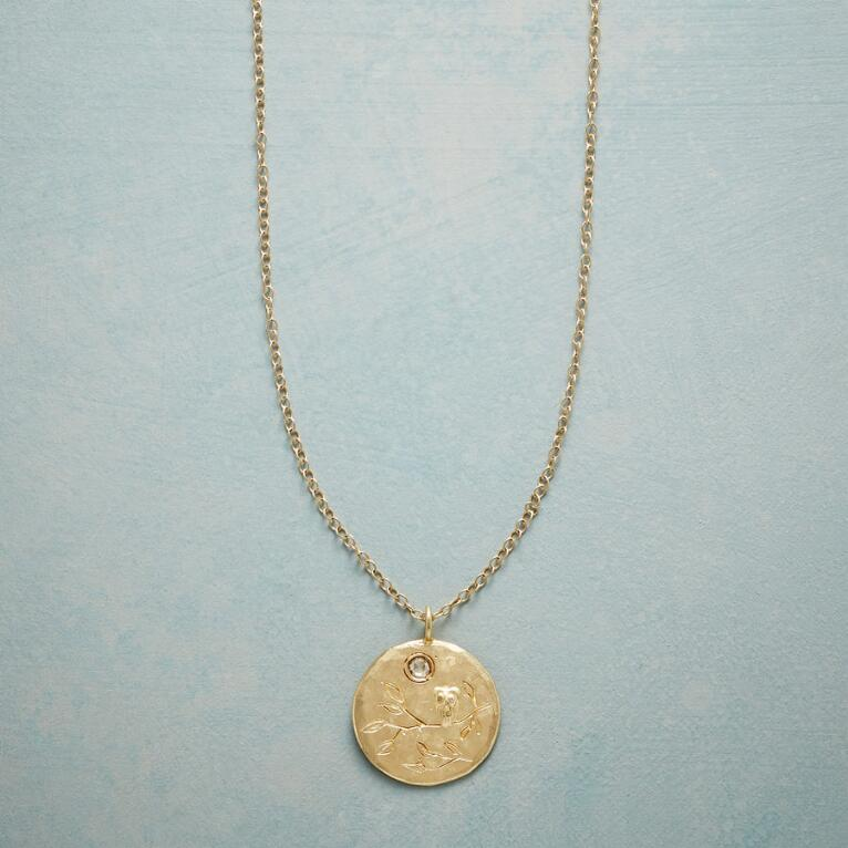 TREE OF KNOWLEDGE NECKLACE
