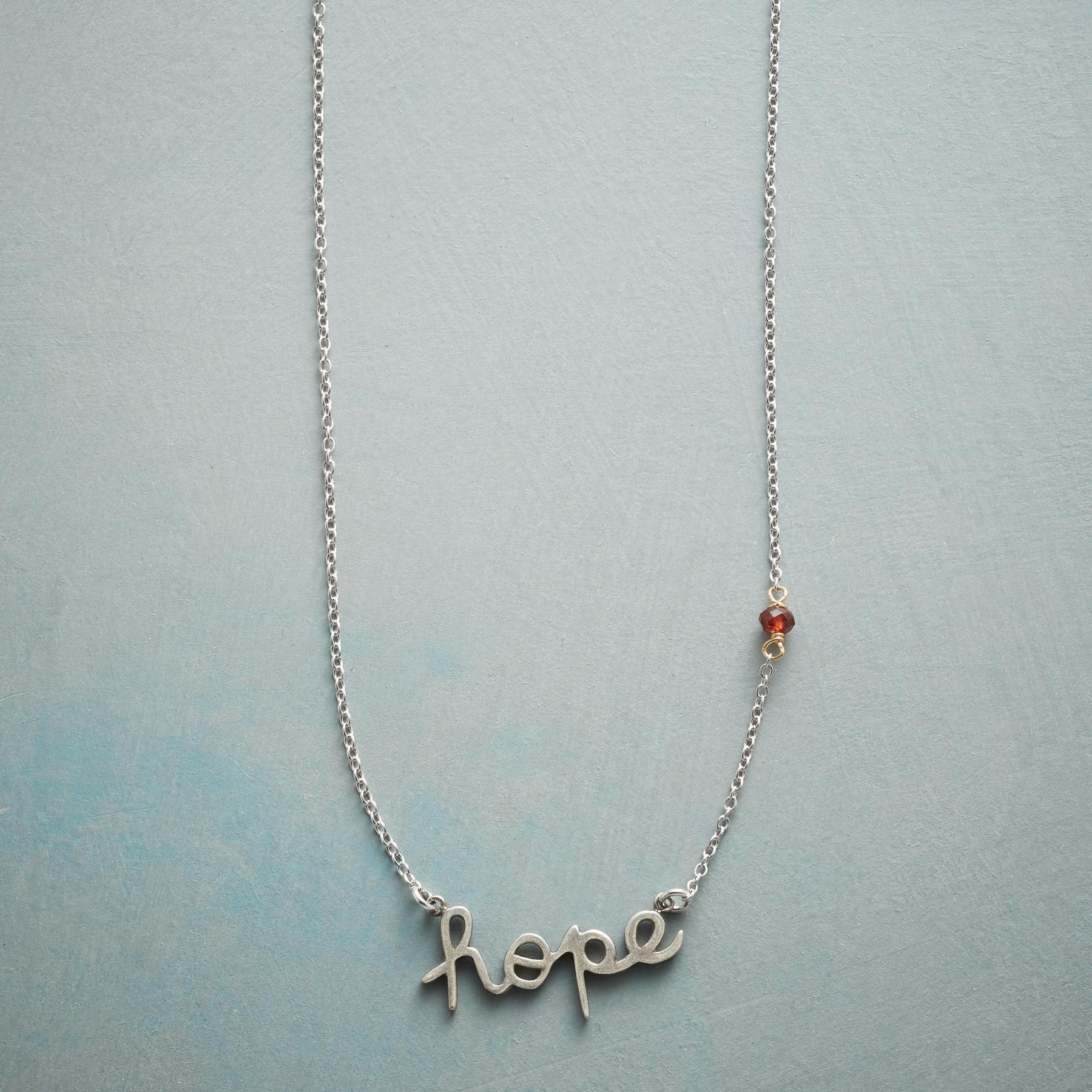 SS HOPE NECKLACE: View 1