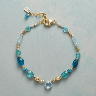 COOL BLUES BRACELET