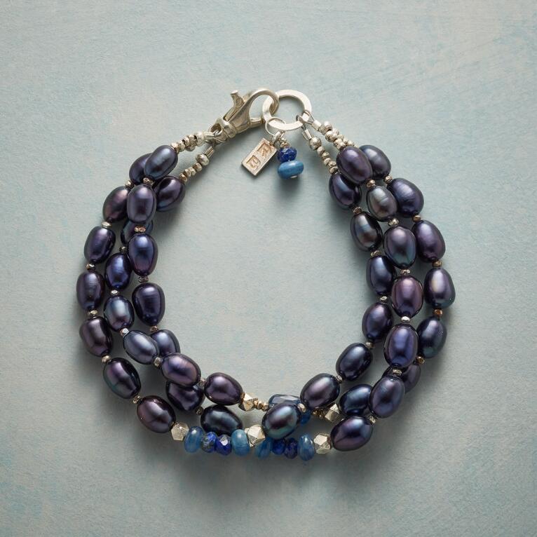 BLUE BYGONES BRACELET