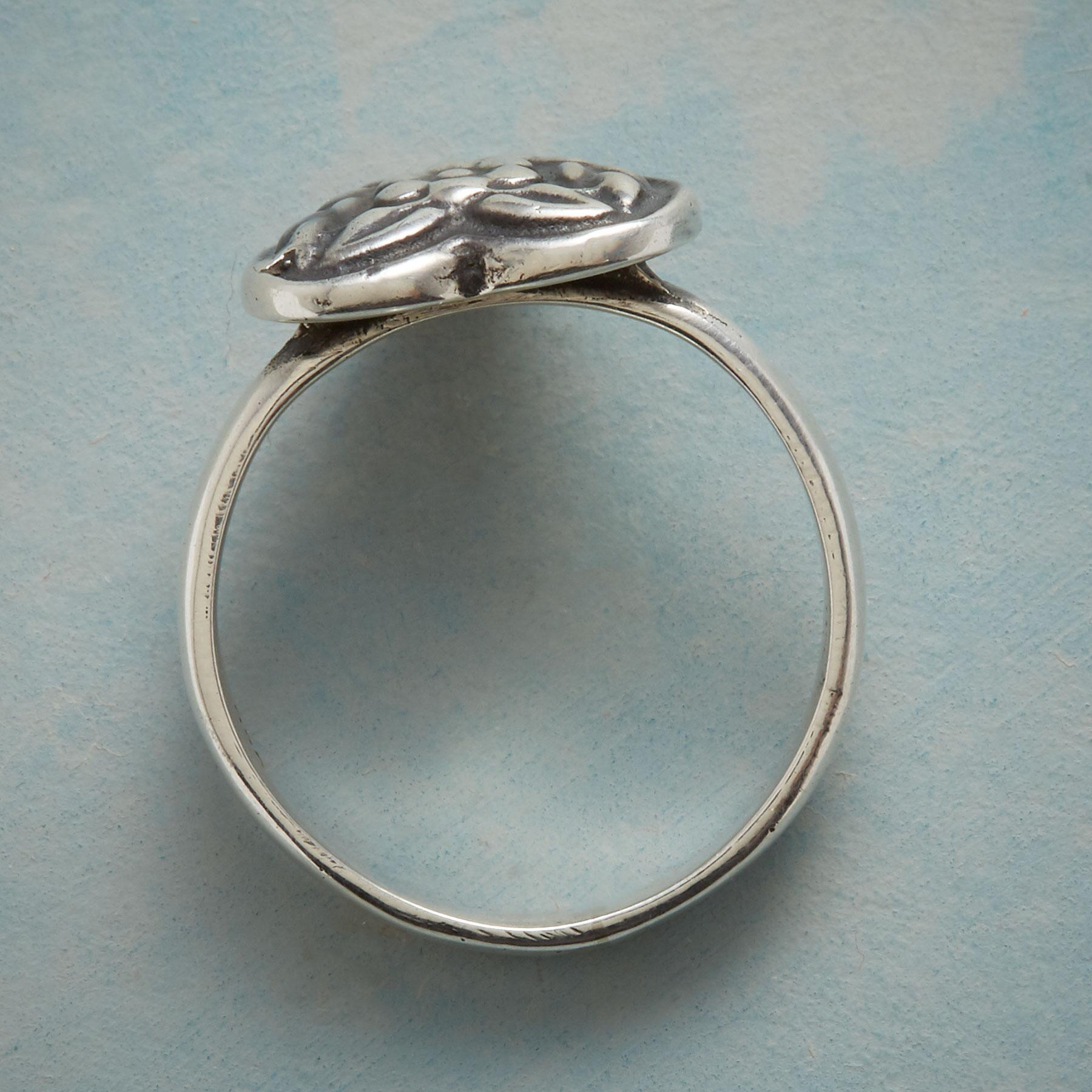 FOLKLORIC HEART RING: View 2