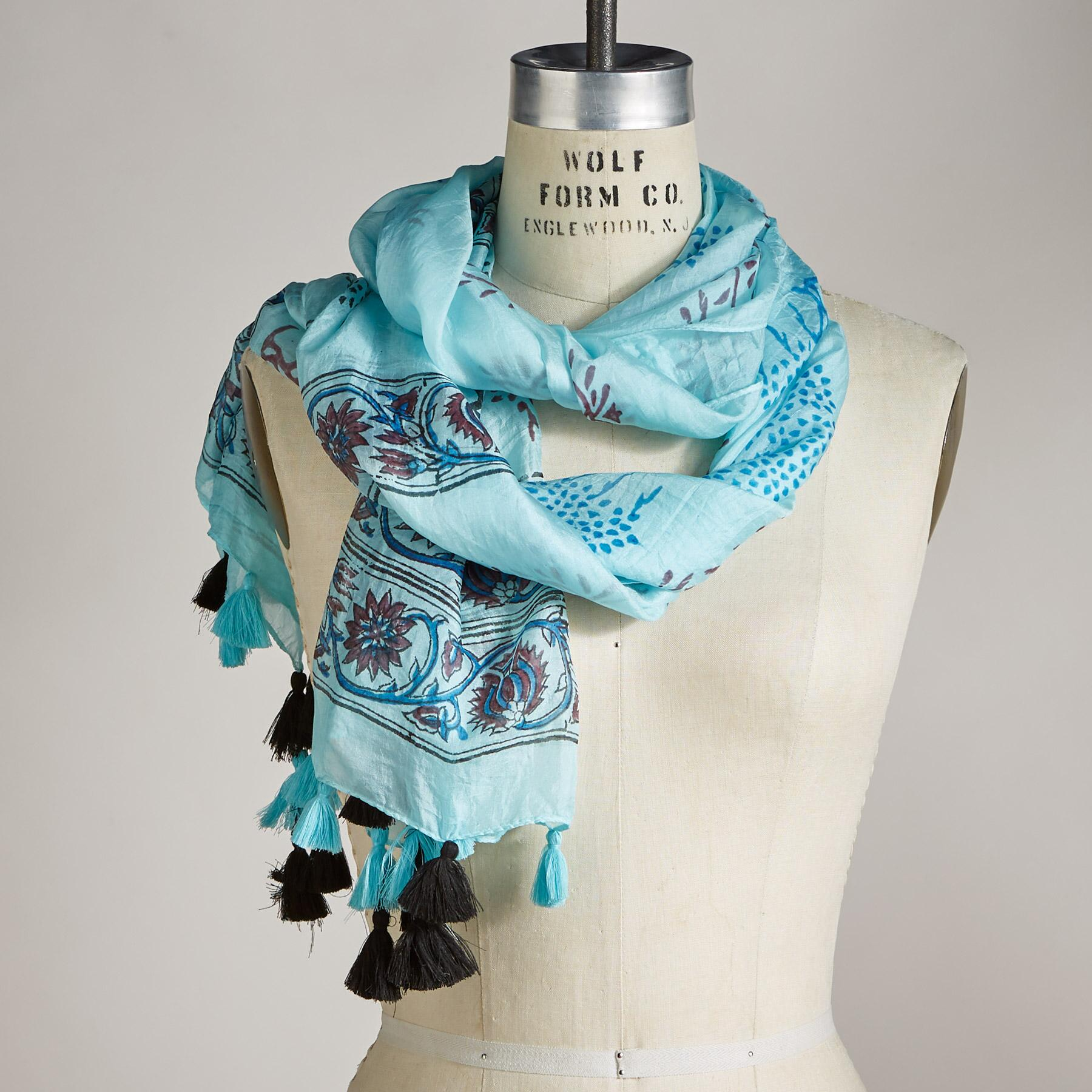 BODHI SCARF: View 1