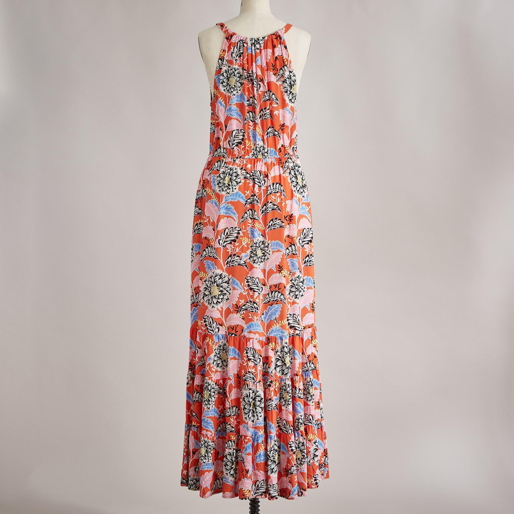 POLYNESIAN BEAUTY DRESS: View 2