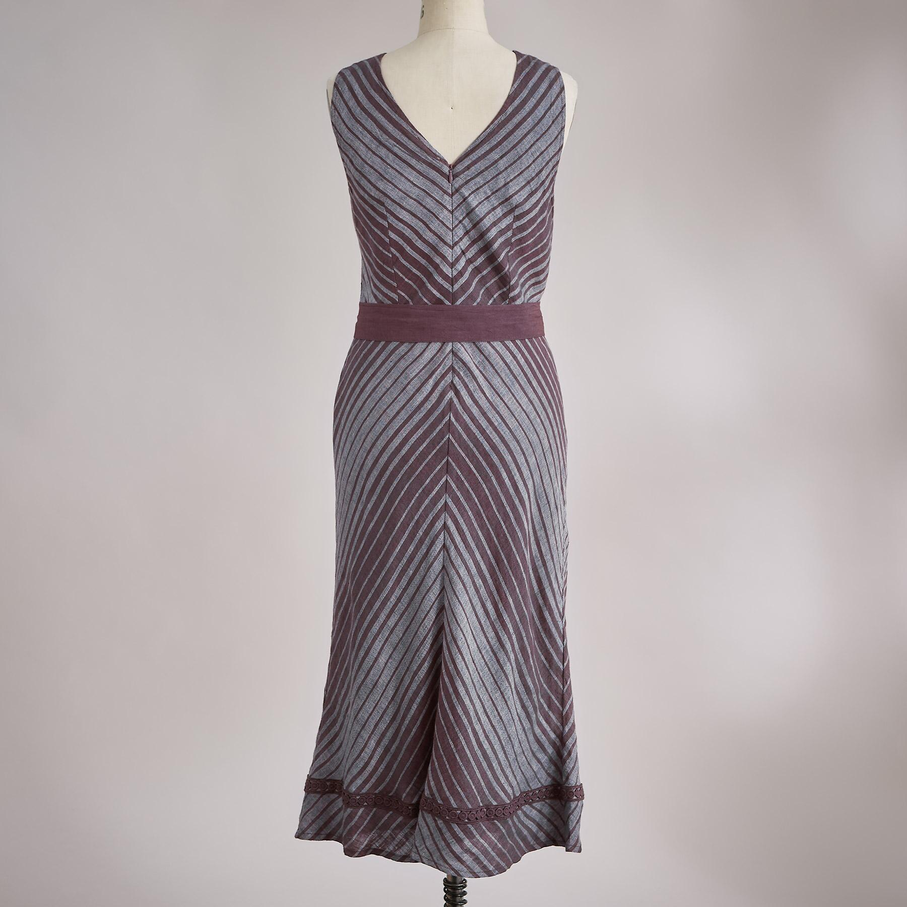 ALLENDE DRESS: View 2