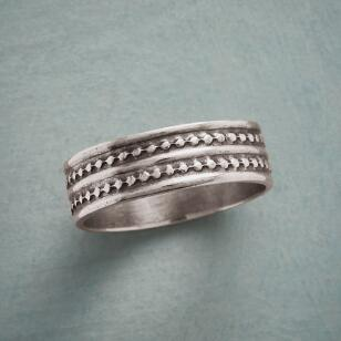 DOUBLE ROBED RING