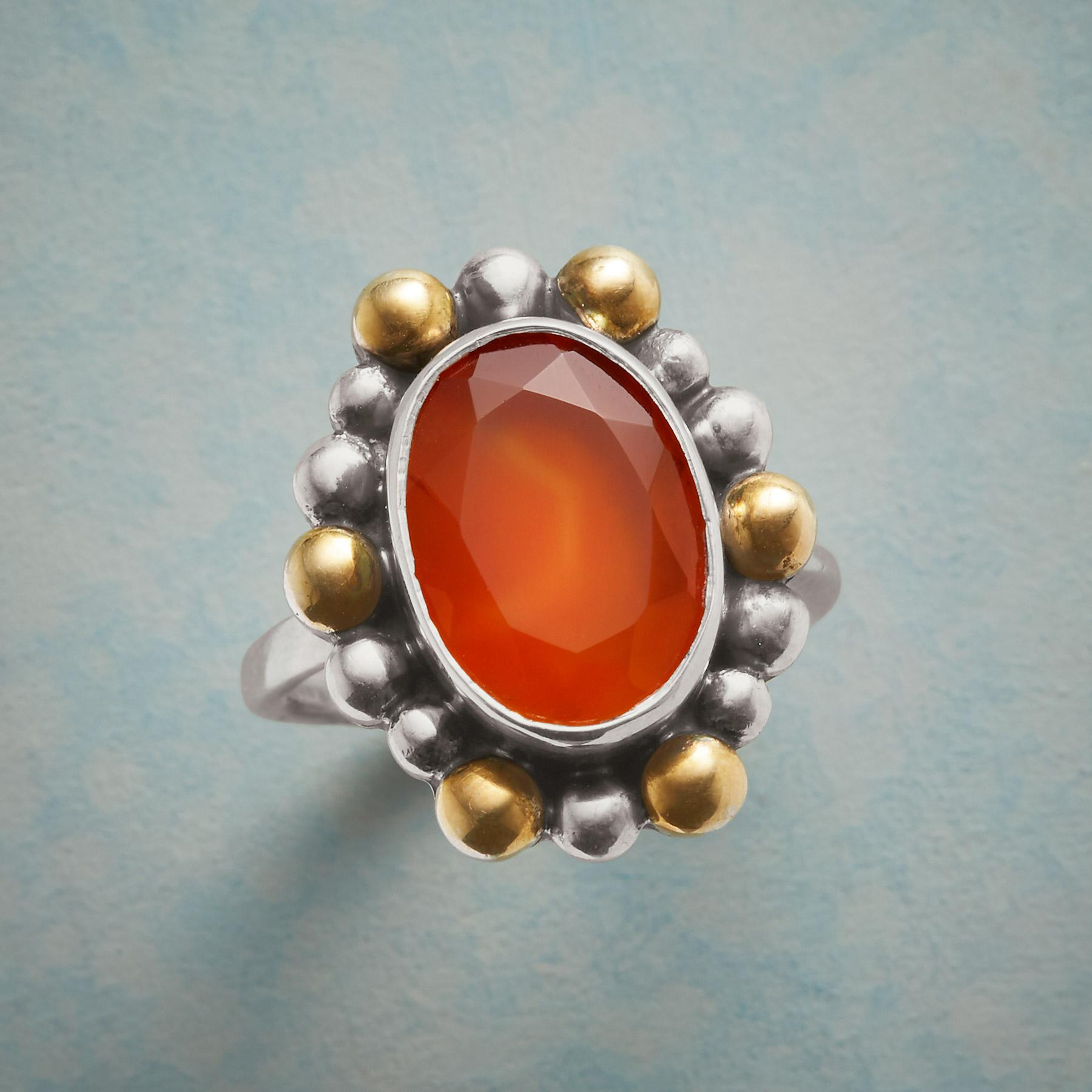 ANTIQUE FRAME RING: View 1