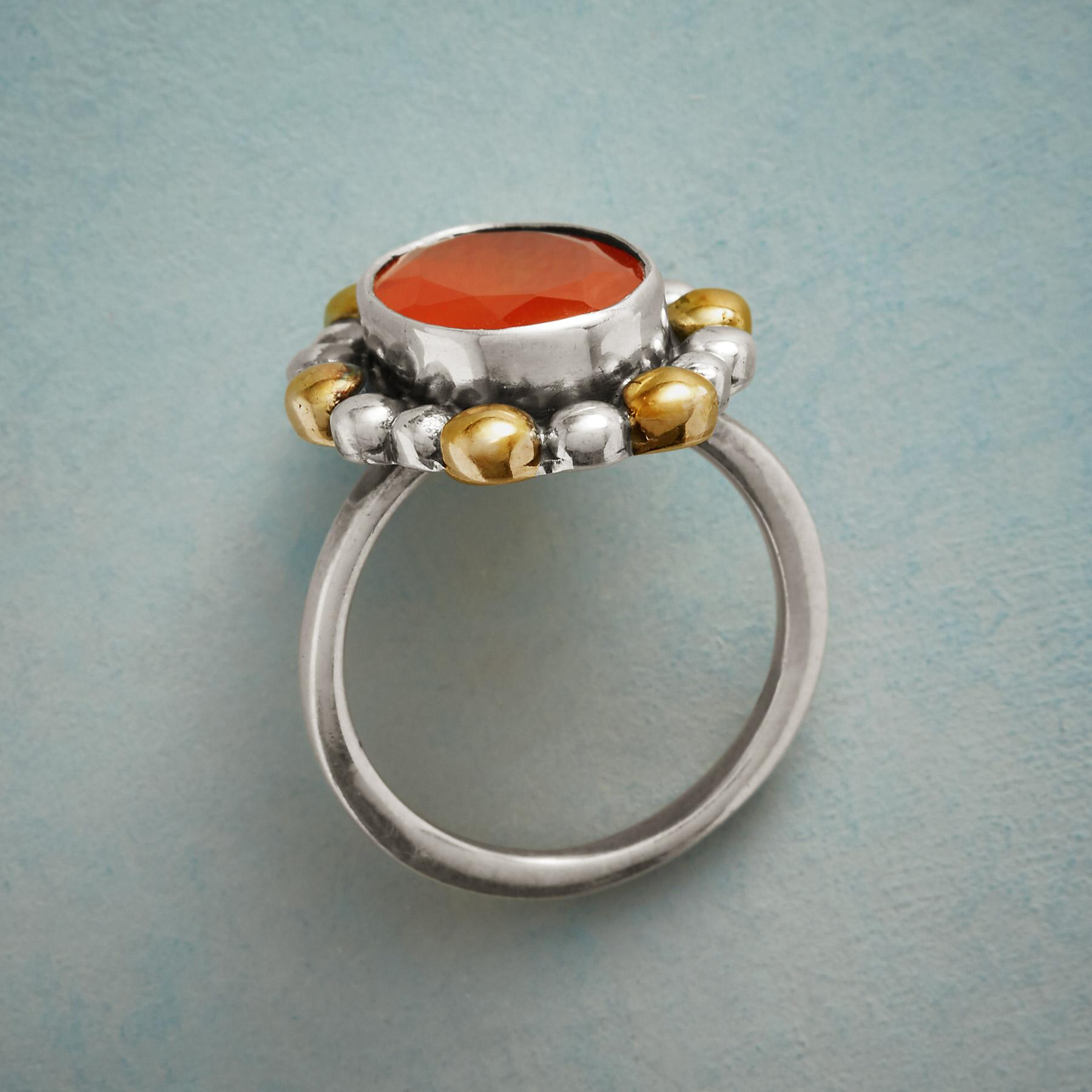ANTIQUE FRAME RING: View 2