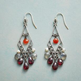 RADIANT SUNSET EARRINGS