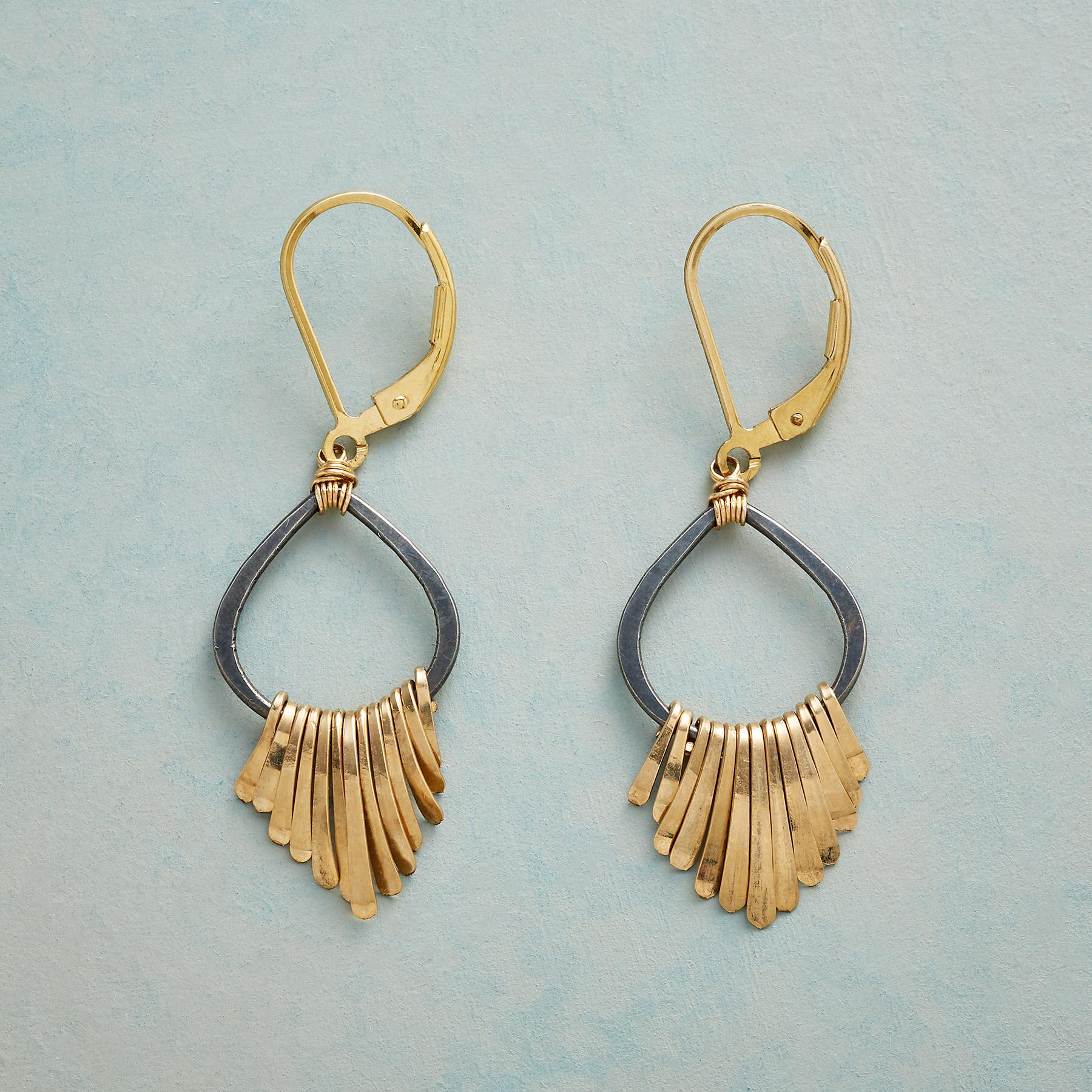 SPLASH OF SUN EARRINGS: View 1