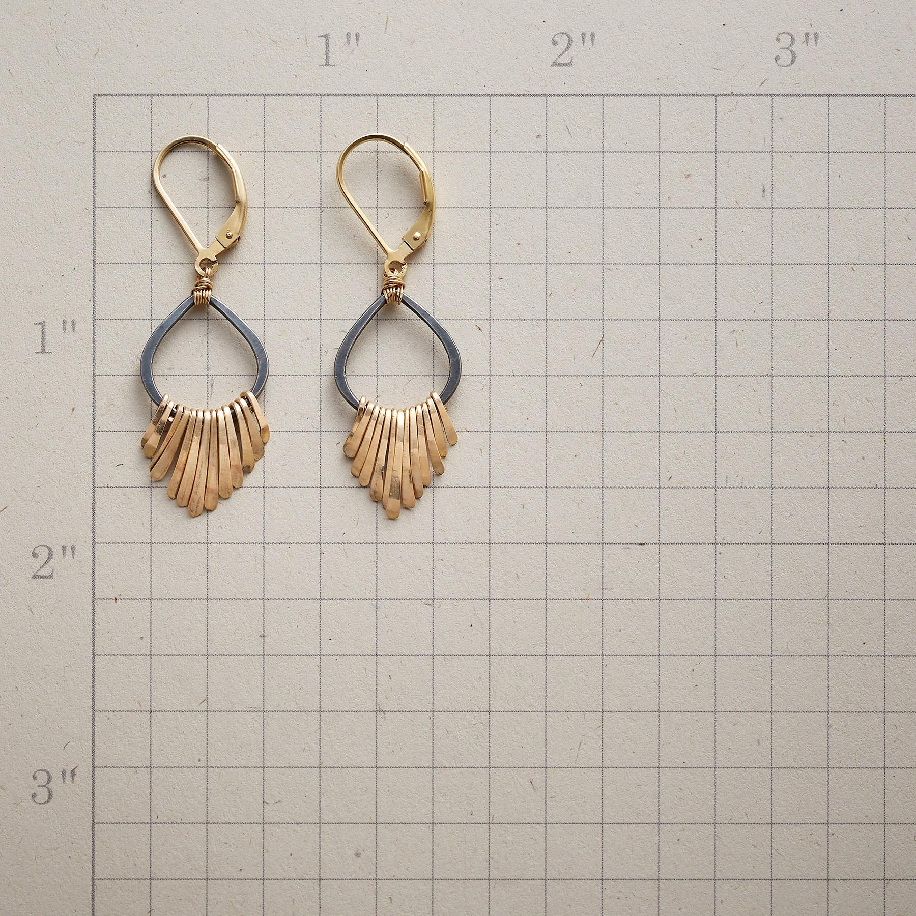 SPLASH OF SUN EARRINGS: View 2