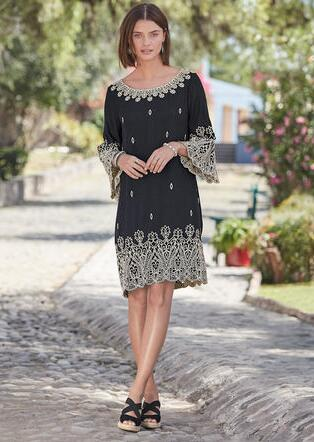 1697e9efd0 PALACE EYELET DRESS