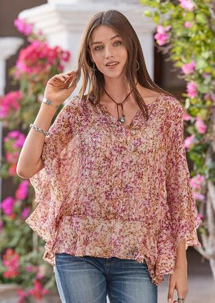 FLOATING GARDENS TOP