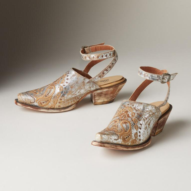 GLIMMERING SKIES SHOES