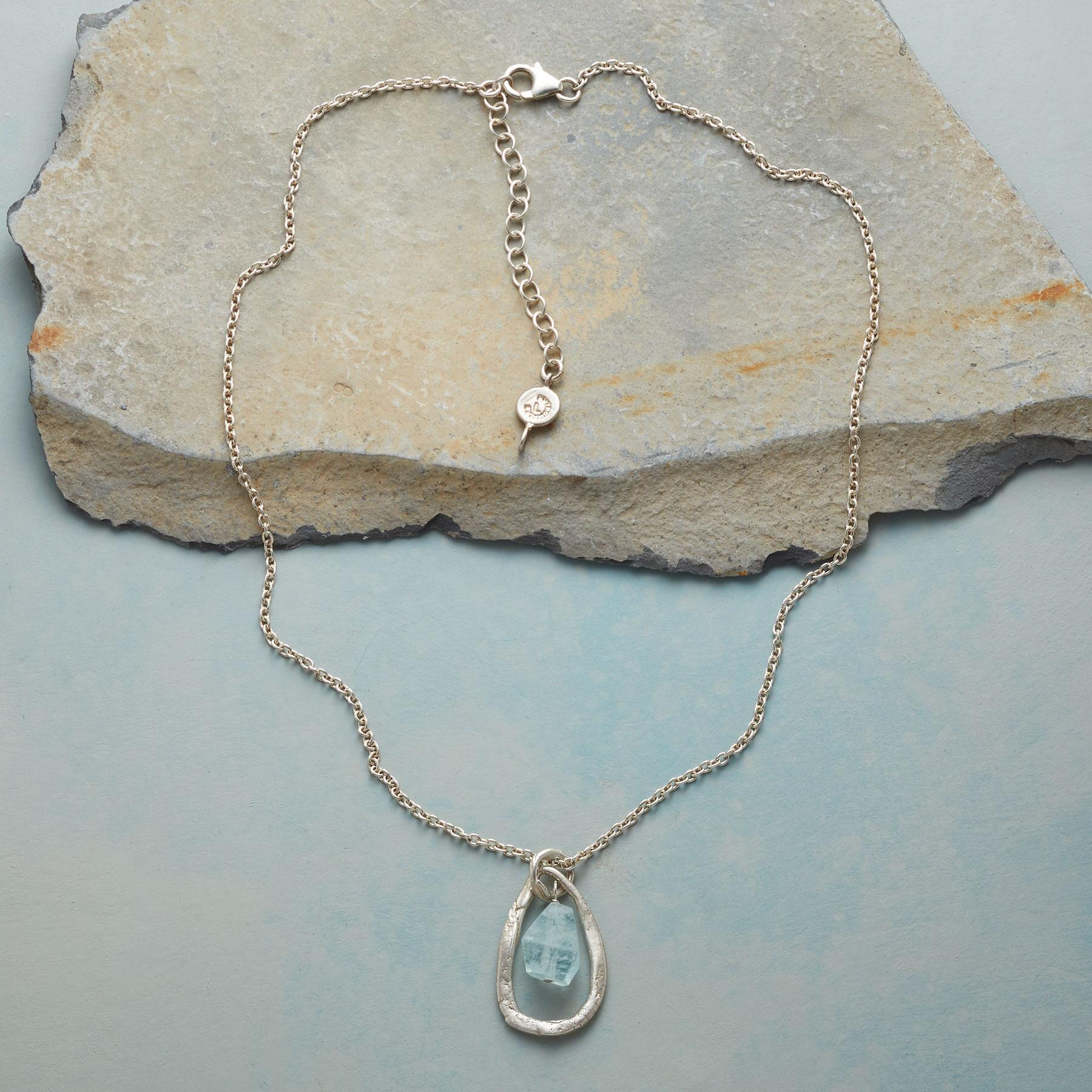 MEANDERINGS NECKLACE: View 2