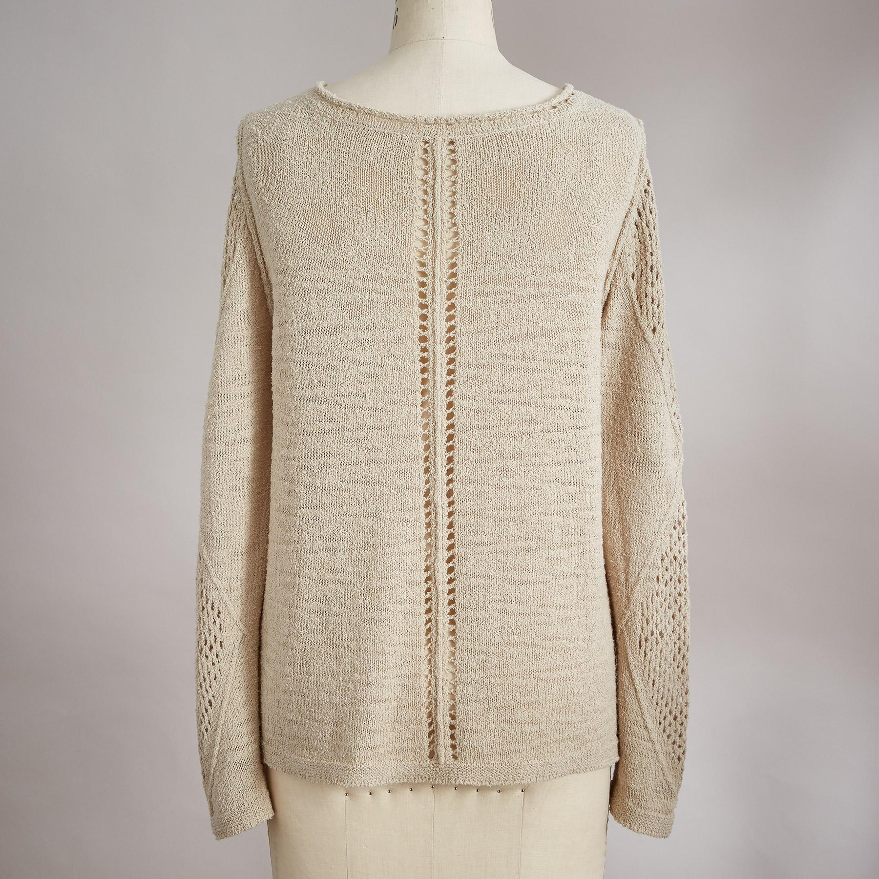 OPEN BREEZE PULLOVER: View 3