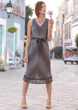 ALLENDE DRESS - PETITES