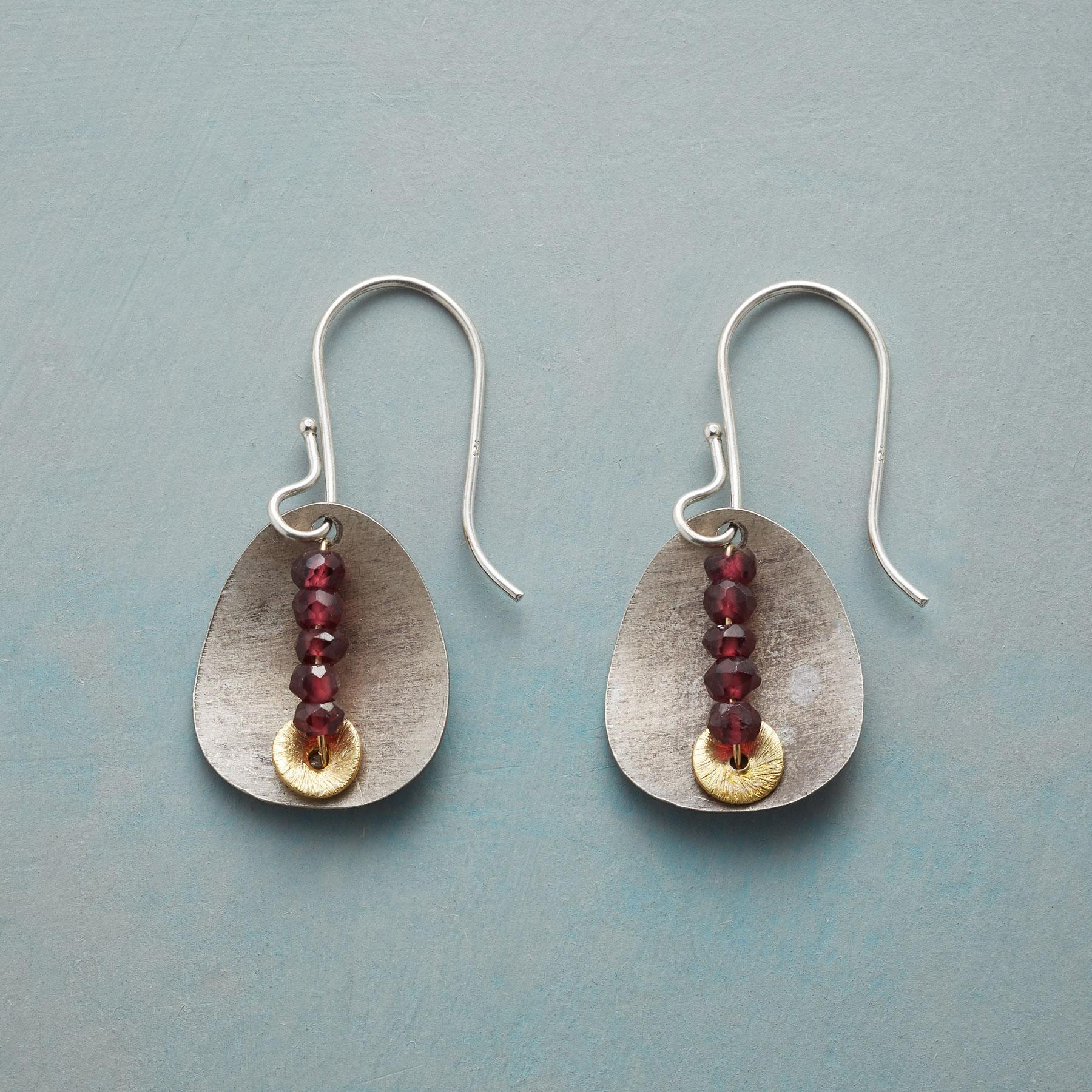 EMBER ECLIPSE EARRINGS: View 1