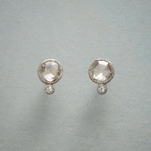 FROSTY DIAMOND EARRINGS