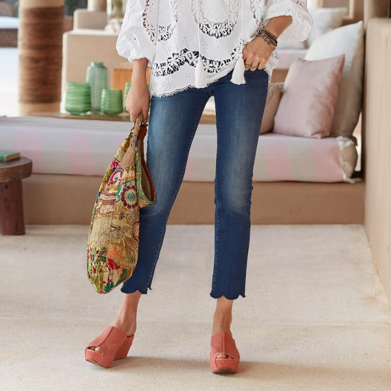 CANDACE CHARMED JEANS