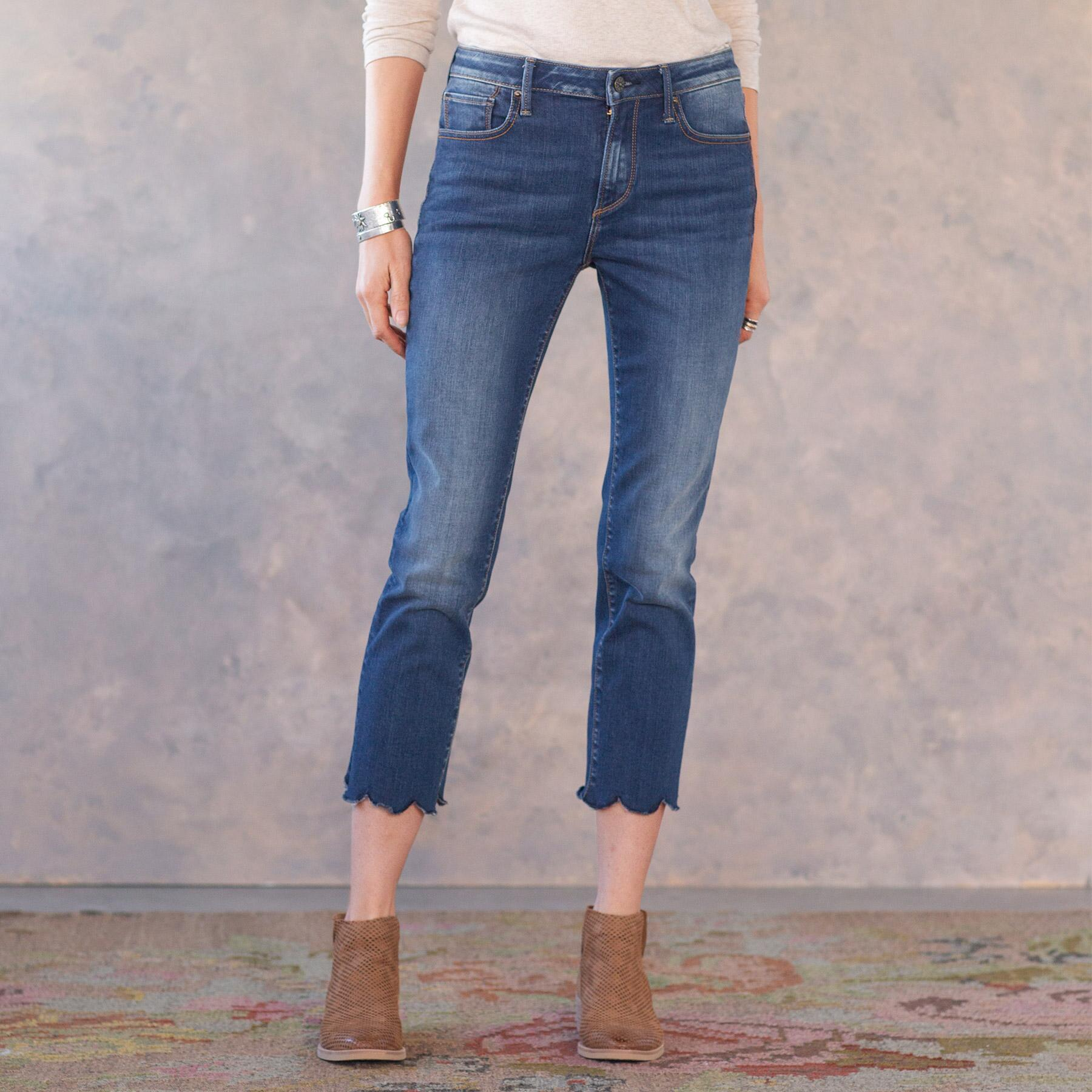 CANDACE CHARMED JEANS BY DRIFTWOOD: View 2