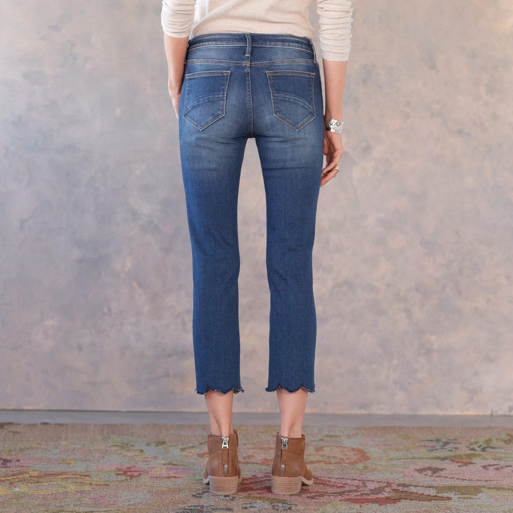 CANDACE CHARMED JEANS BY DRIFTWOOD: View 3