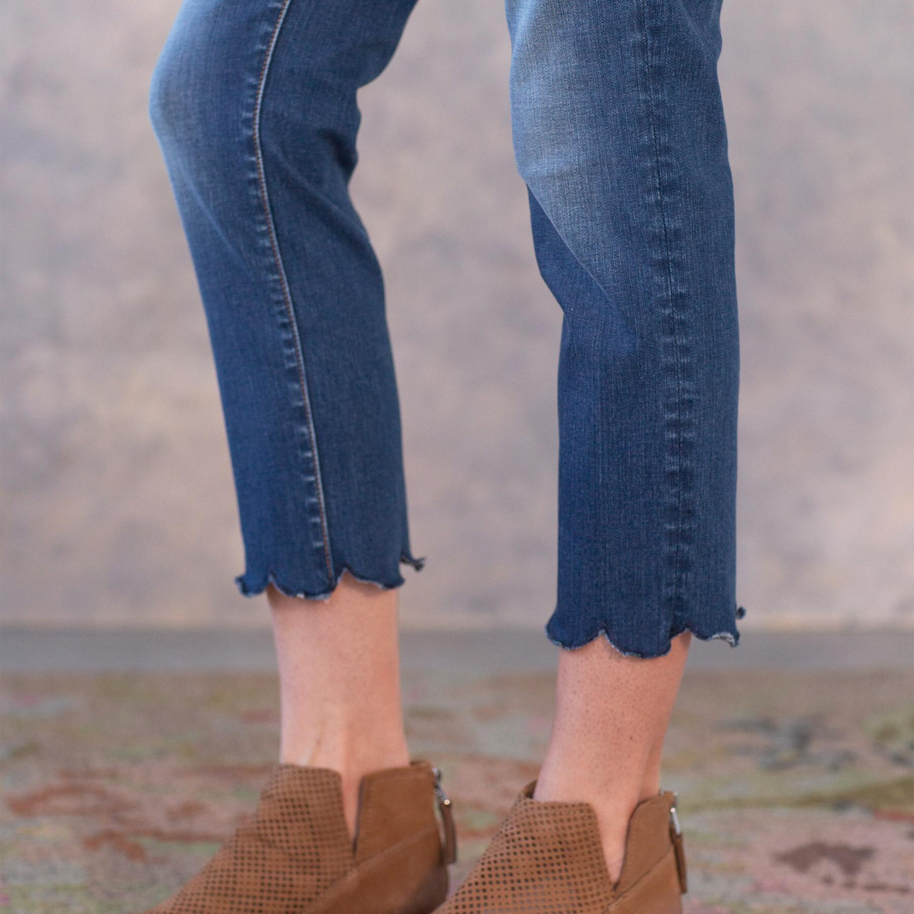 CANDACE CHARMED JEANS BY DRIFTWOOD: View 5