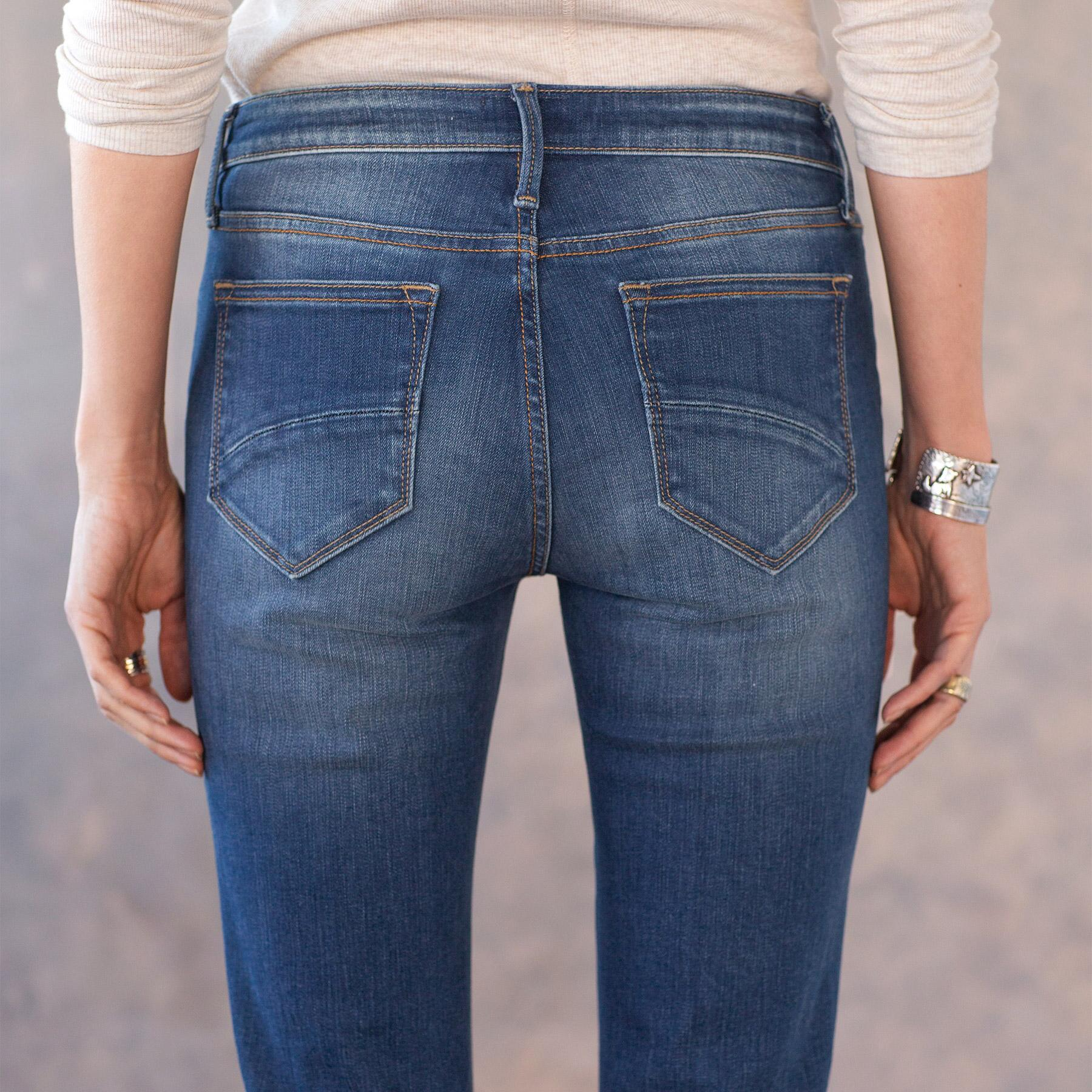 CANDACE CHARMED JEANS BY DRIFTWOOD: View 6