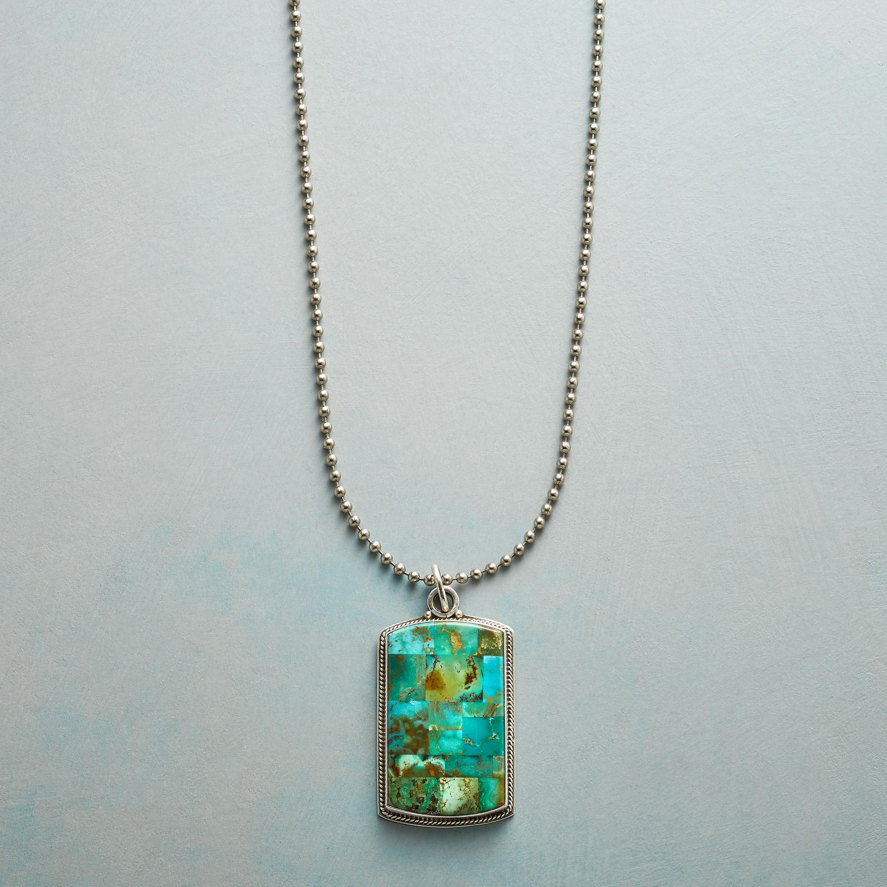 UNFORGETTABLE TURQUOISE NECKLACE: View 1