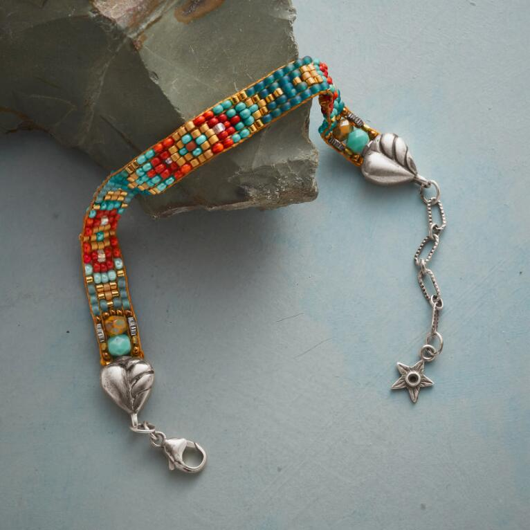DESERT PAINTBRUSH BRACELET