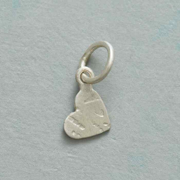 POSITIVE WISH HEART CHARM