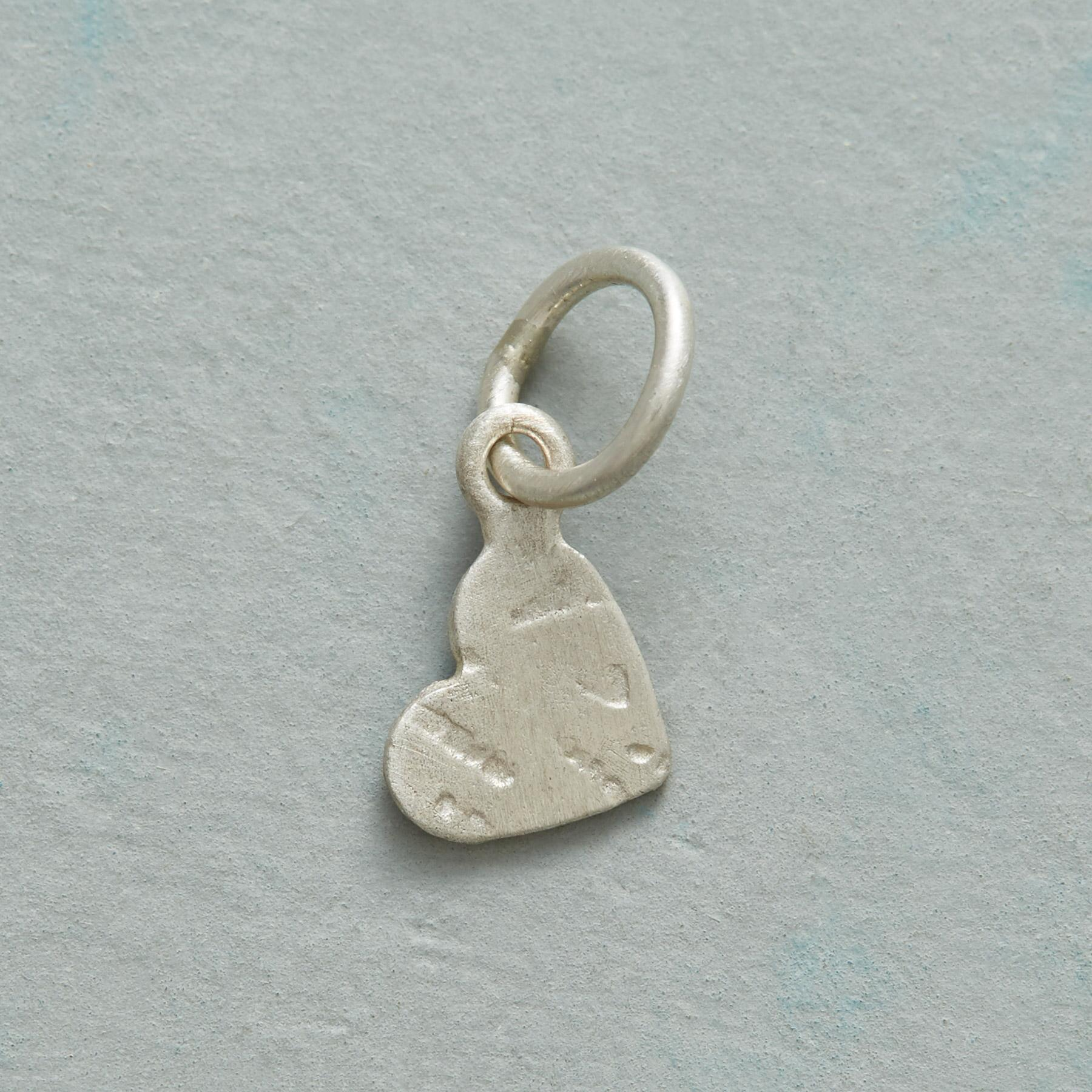POSITIVE WISH HEART CHARM: View 1