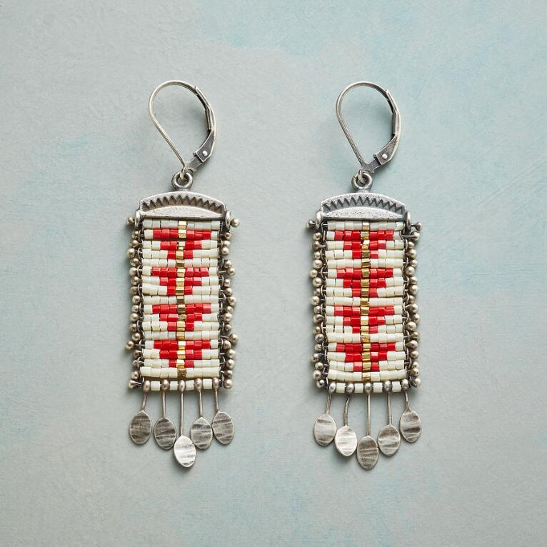 SACRED PEAK EARRINGS