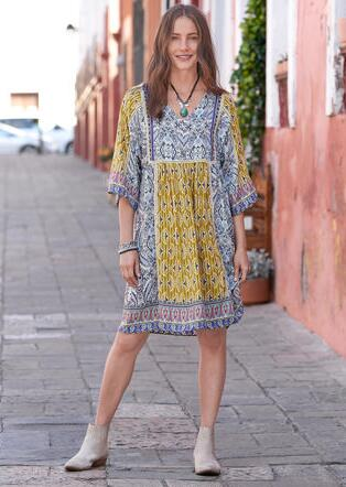 TERRAZA DRESS - PETITES