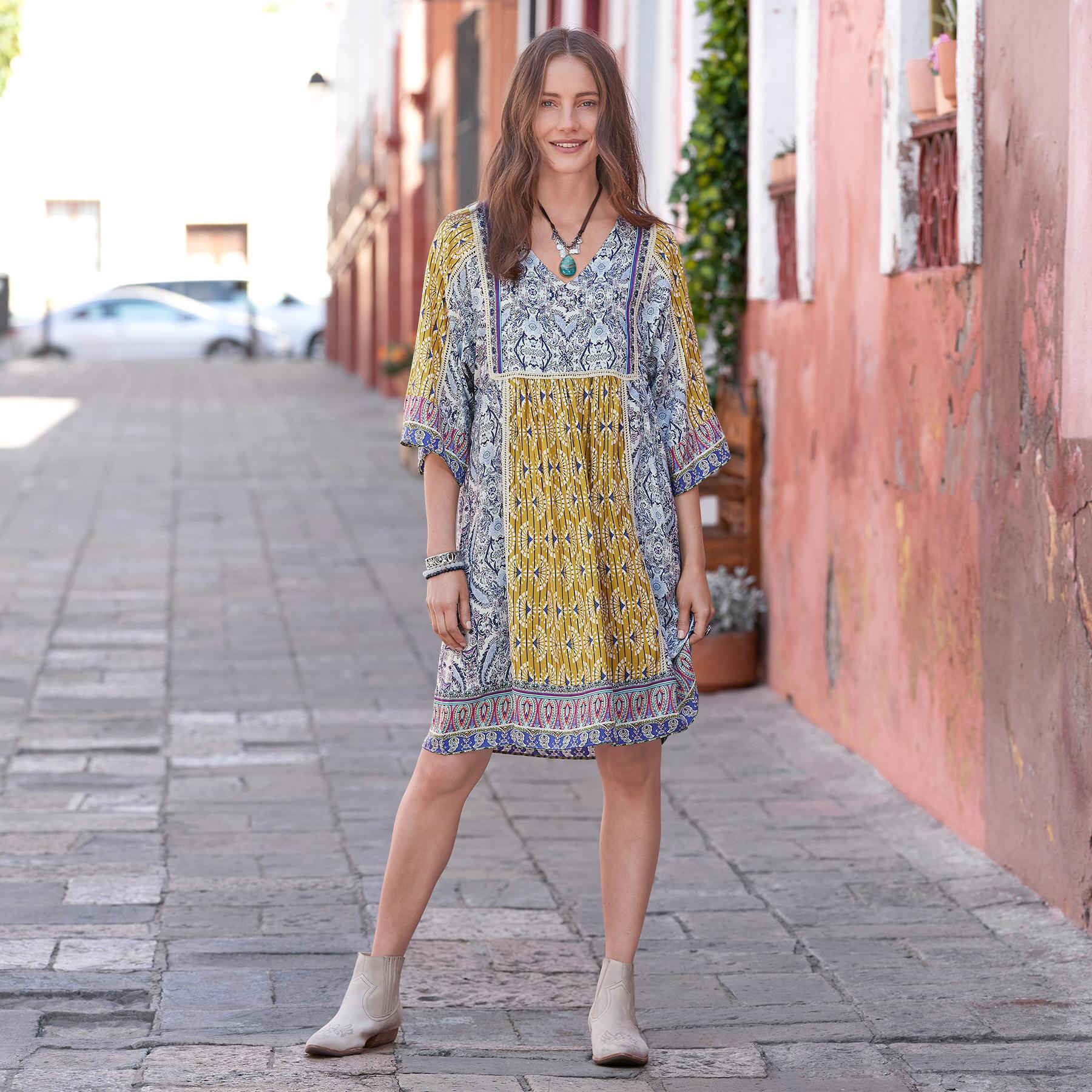 TERRAZA DRESS PETITE: View 1