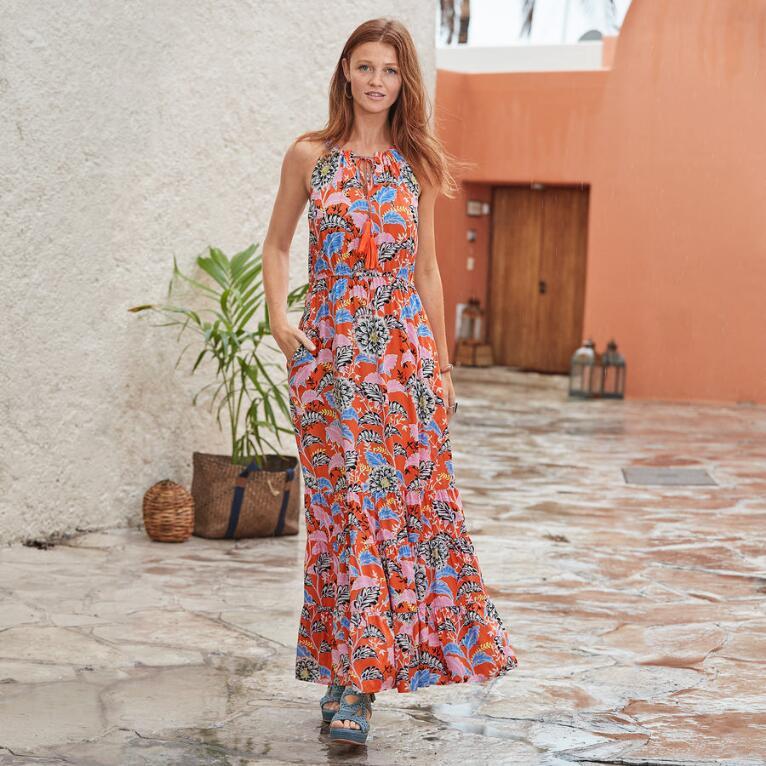 POLYNESIAN BEAUTY DRESS PETITE