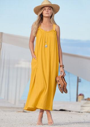 SEA BREEZE DRESS - PETITES