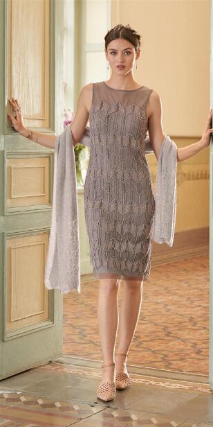 DECO GLAMOUR DRESS