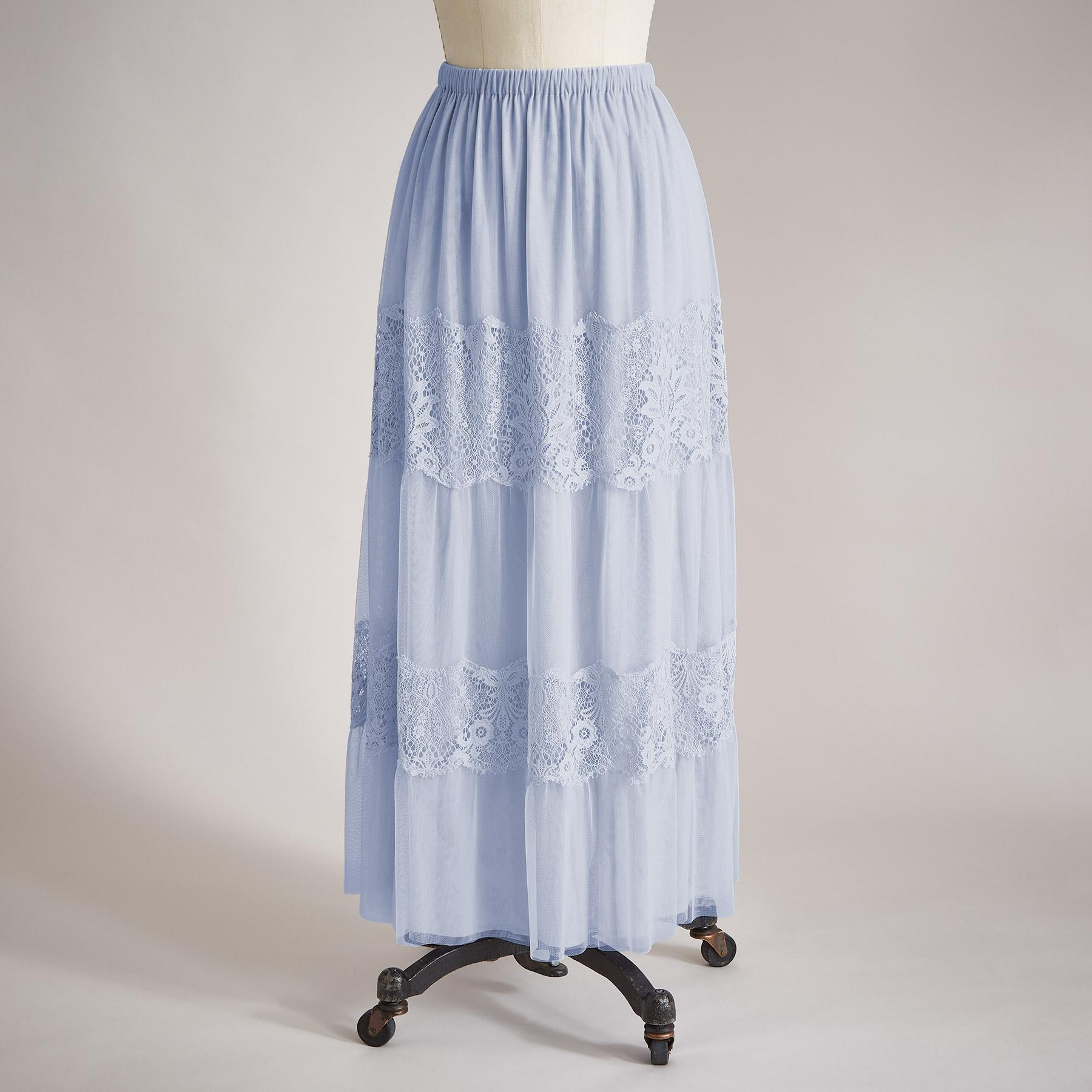 GRACEFUL MOMENTS SKIRT: View 2