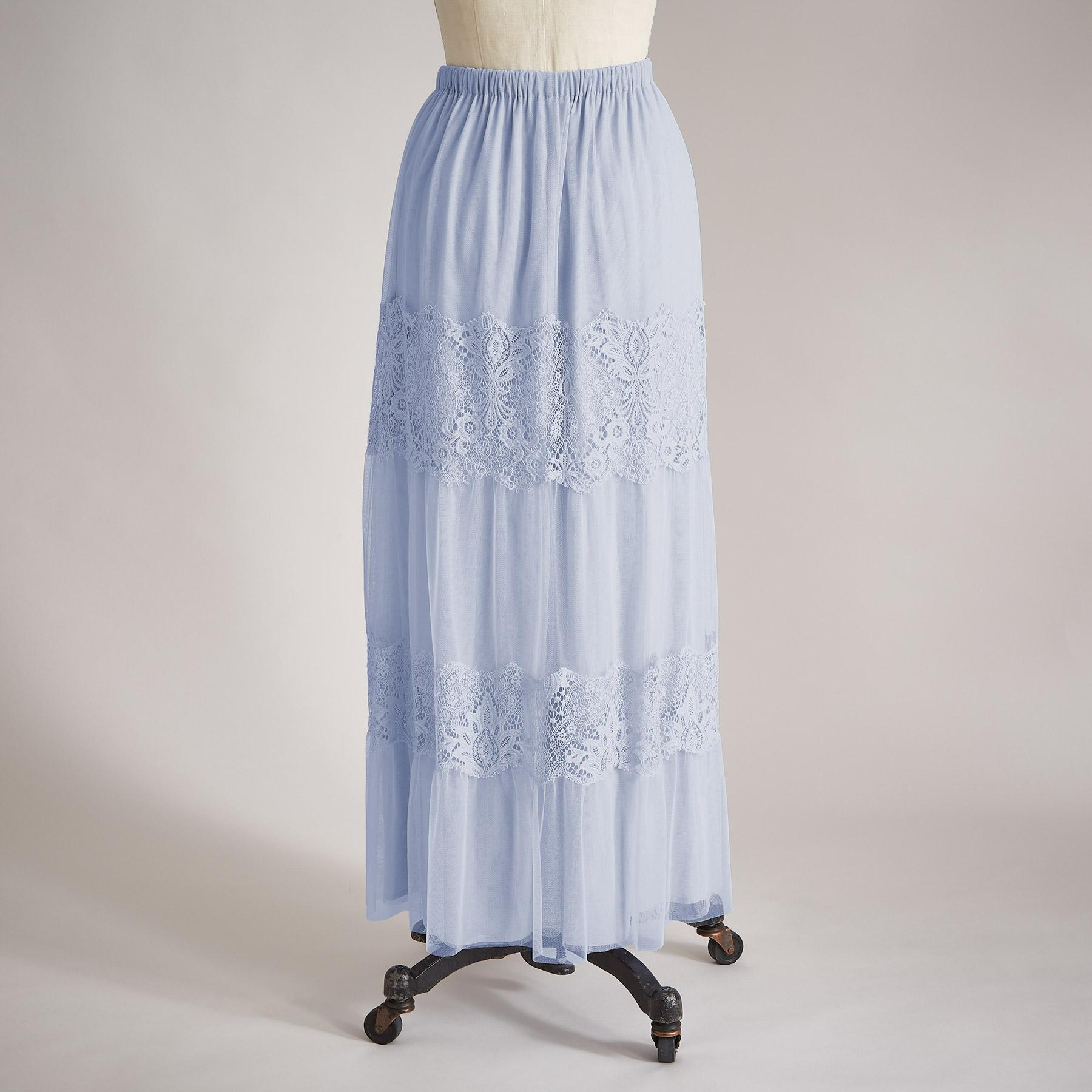 GRACEFUL MOMENTS SKIRT: View 3
