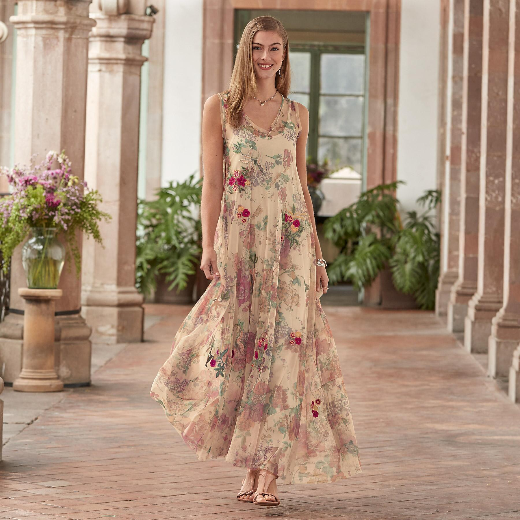 GARDEN DREAMS DRESS: View 1
