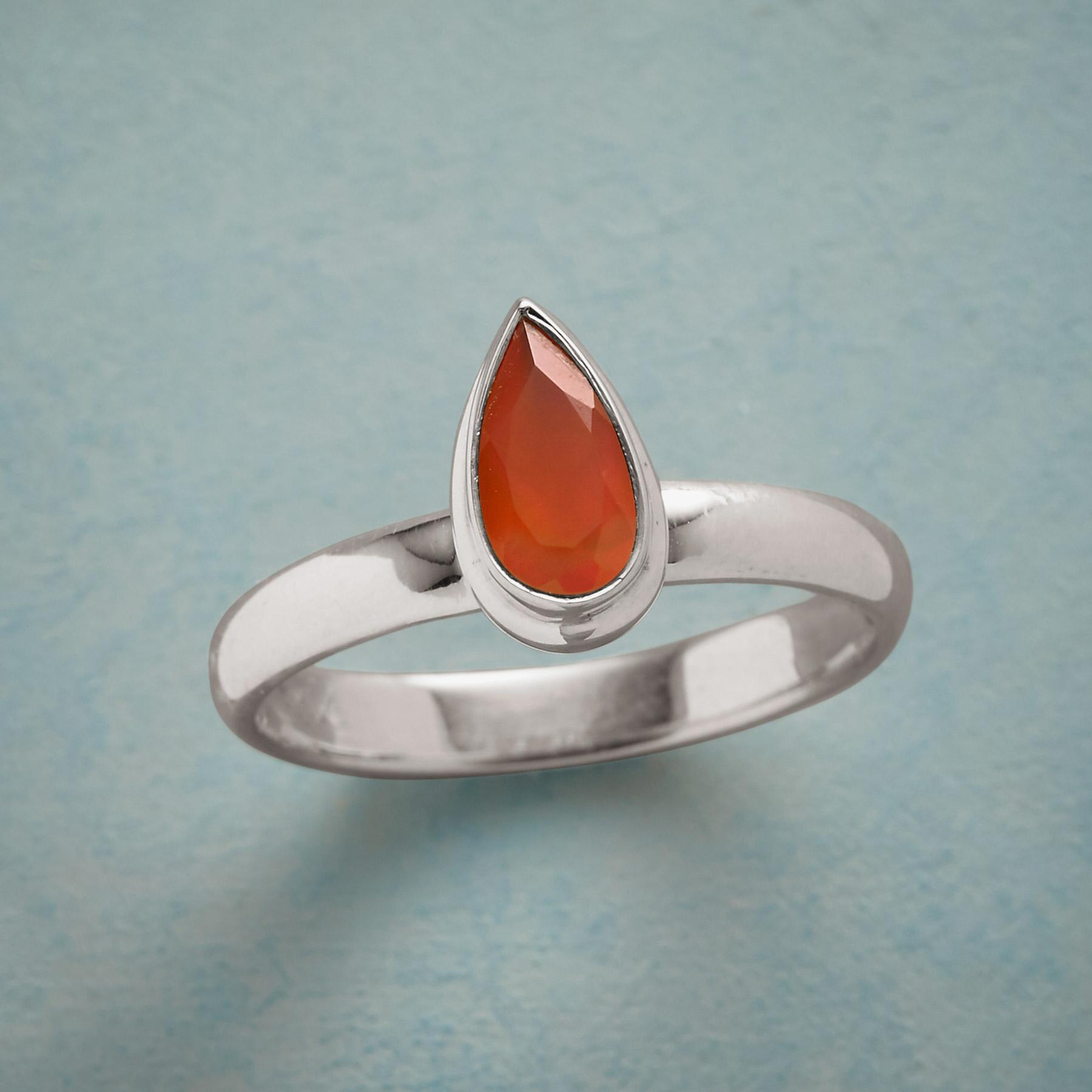 EMBER DROP RING: View 1